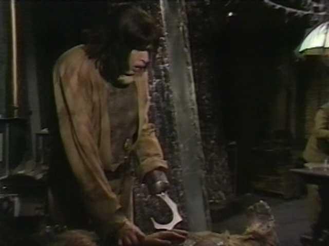 The Brain of Morbius | Brian of Morbius