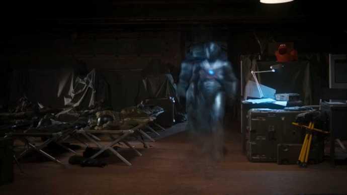For ref., Cybermen don't do this.