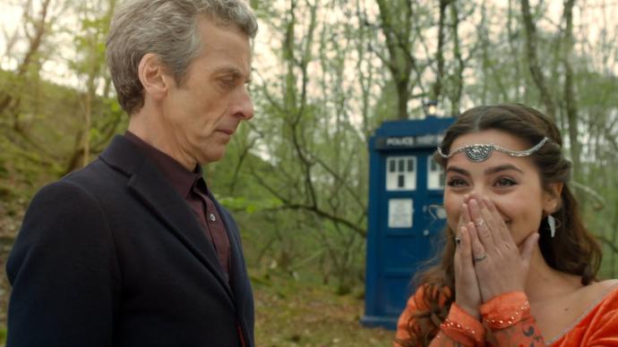 TARDIS Door