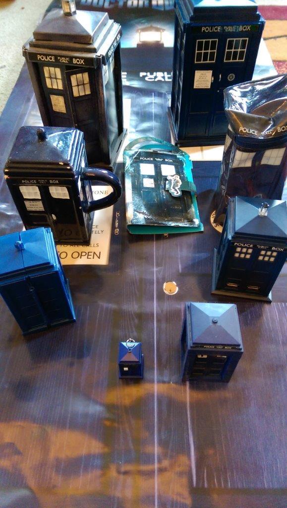 TARDISes