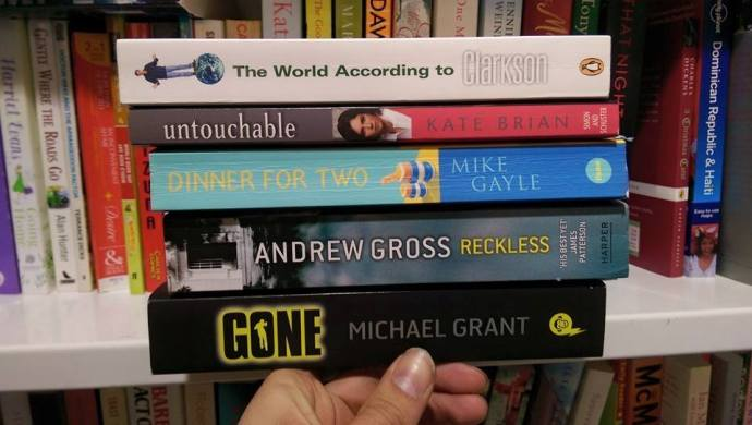 Clarkson_Books