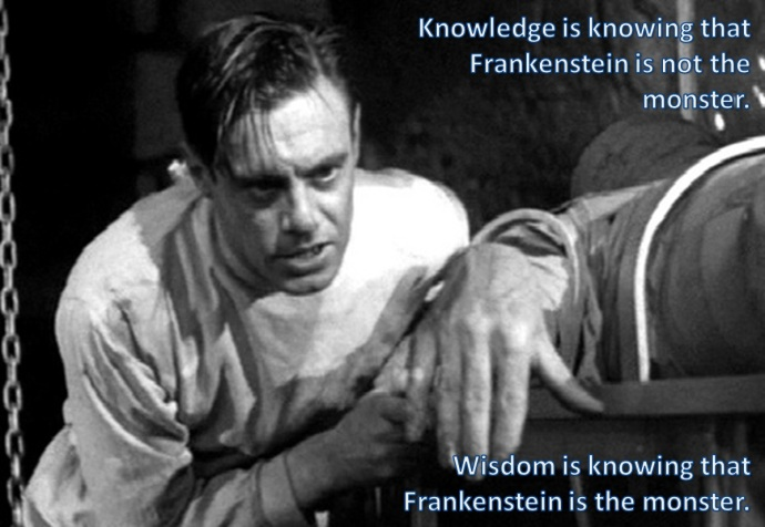 Knowledge-Frankenstein
