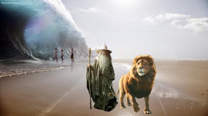Gandalf_Aslan